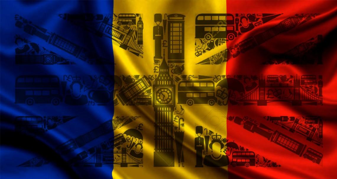 Români în Marea Britanie