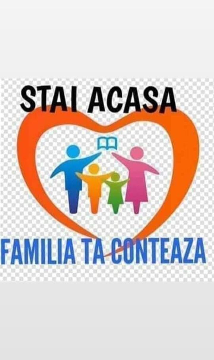 #StaiAcasa
