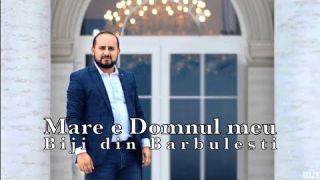 Biji din Barbulesti - MARE E DOMNUL MEU (2020 Official Video)