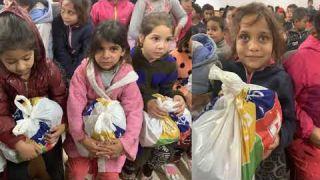Bucuria din cadou - zambete pentru copiii din Dobrogea