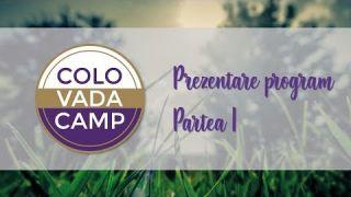 Prezentare Program COLO VADA - partea 1