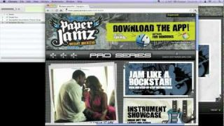 How to Download a Song to a Paper Jamz Pro Microphone/Guitar/Drums