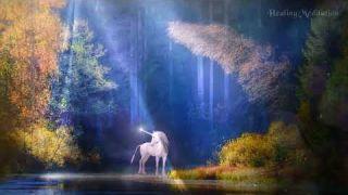 Ein Waldbad || Klangtherapie || Magische Waldmeditation || Entspannung natürlicher Klang.